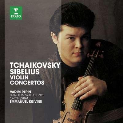 TCHAIKOVSKY AND SIBELIUS: VIOLIN CONCERTOS