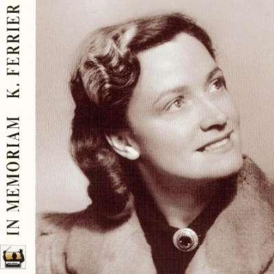 In Memoriam Kathleen Ferrier
