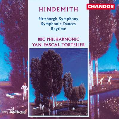 Hindemith: Pittsburgh Symphony, Symphonic Dances, Ragtime