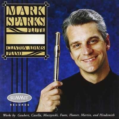 Recital Works - Mark Sparks