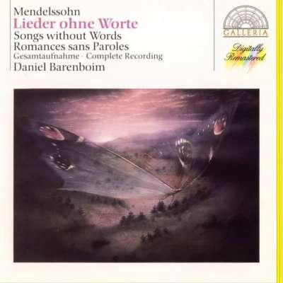 Mendelssohn: Lieder Ohne Worte Gesamtaufnahme