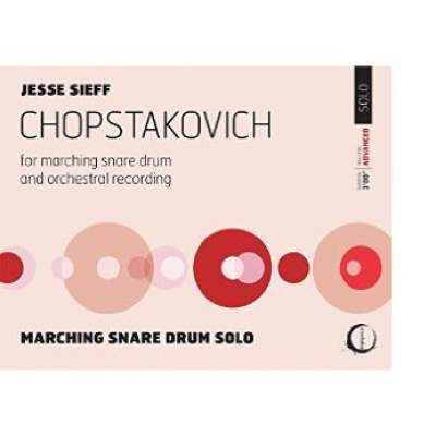 Chopstakovich Solo For Marching Drum And Orchestral Recording