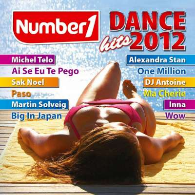 Dance Hits 2012 (Number 1)