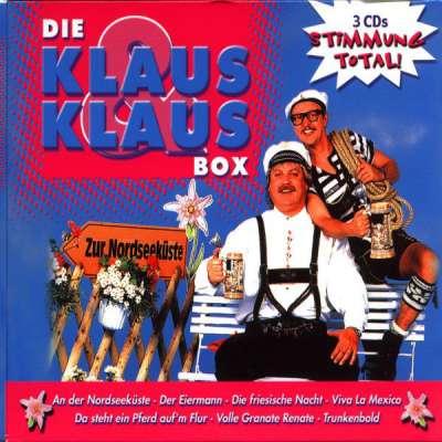 Die Klaus und Klaus Box