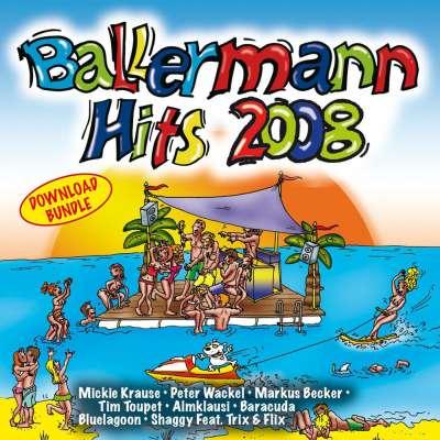 Ballermann Hits 2008