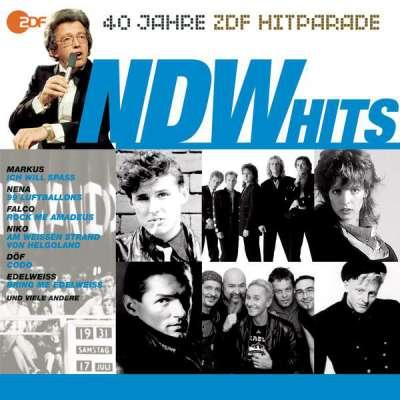 Das Beste aus 40 Jahren ZDF Hitparade: Die NDW Hits