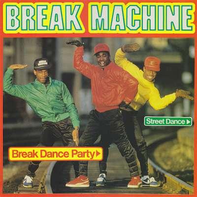 Break Dance Party