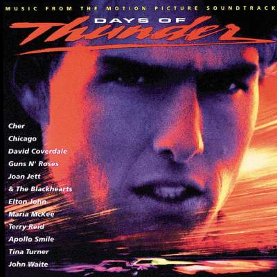 Days of Thunder Soundtrack