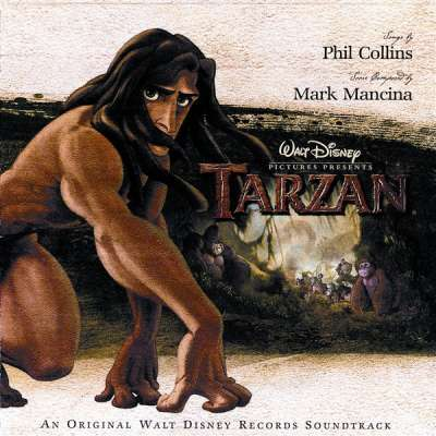 Tarzan (An Original Walt Disney Records Soundtrack)