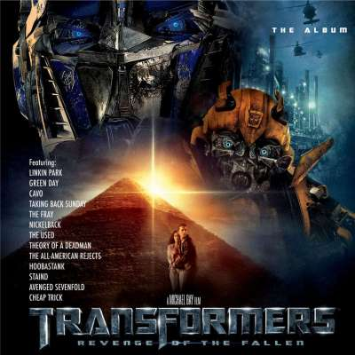 Transformers: Revenge of the Fallen – The Album