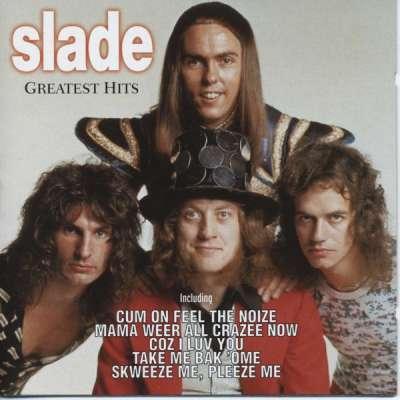 Greatest Hits Slade