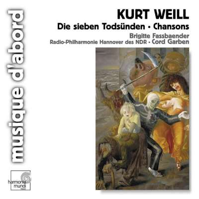 Weill: Die Sieben Todsünden (The Seven Deadly Sins), Chansons (Songs)