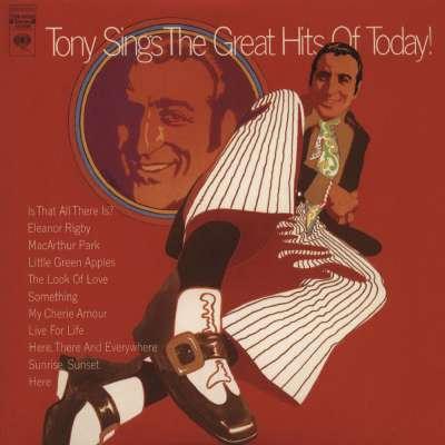 Tony Sings the Great Hits of Today!