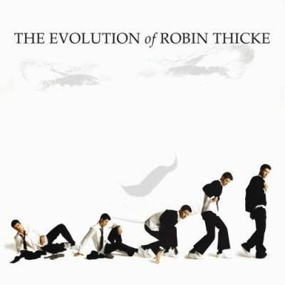 Evolution Of Robin Thicke