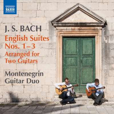 ENGLISH SUITE NO. 2 IN A MINOR, BWV 807 (ARR. FOR 2 GUITARS) 6. GIGUE - MONTENEGRIN GUITAR DUO