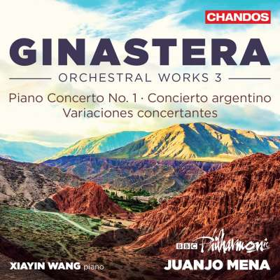Ginastera: Orchestral Music, Vol. 3