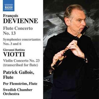 Devienne: Flute Concertos, Vol. 4