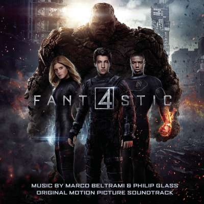 LAUNCH ONE, 'THE FANTASTIC FOUR' (CO-WRITTEN BY PHILIP GLASS AND PETE ANTHONY)