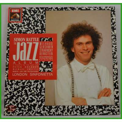 Simon Rattle The Jazz Album