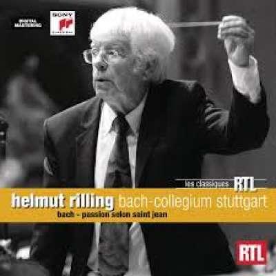 Coffrets RTL Classiques: Helmuth Rilling