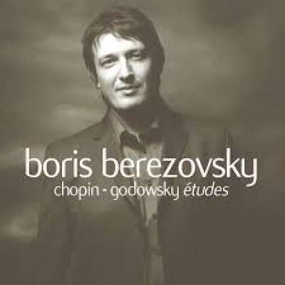 Chopin and Godovsky: Études