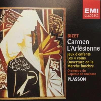 CARMEN, L'ARLÉSIENNE AND OTHER WORKS