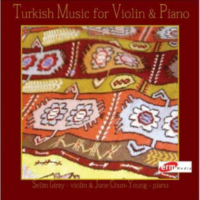 Turkish Music for Violin and Piano