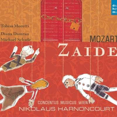 ZAIDE (DAS SERAIL) K. 344, ACT 1, O SELIGE WONNE (NO. 8 TERZETTO) - DIANA DAMRAU, MICHAEL SCHADE, FLORIAN BOESCH, NIKOLAUS HARNONCOURT, CONCENTUS MUSICUS WIEN