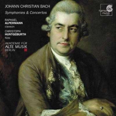 J. C. Bach: Symphonies and Concertos