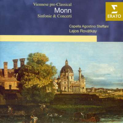 MONN: SİNFONİE AND CONCERTİ