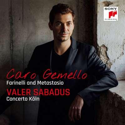 Caro gemello - Farinelli and Metastasio