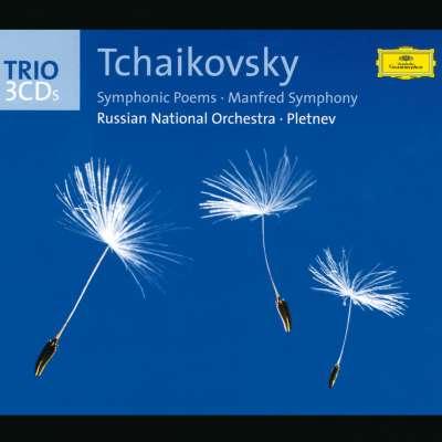 Tchaikovsky: Symphonic Poems, Manfred Symphony