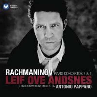 Rachmaninov: Piano Concertos 3 and 4