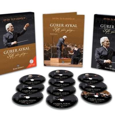 Gürer Aykal, Şefle Yüz Yüze - Müzik Arşivi