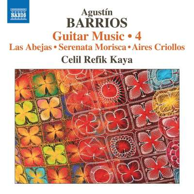 Barrios Mangoré: Guitar Music, Vol. 4