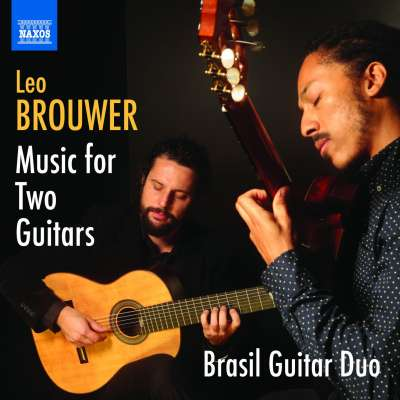 Brouwer: Music for 2 Guitars
