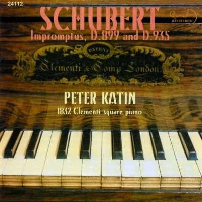 Schubert Impromtus