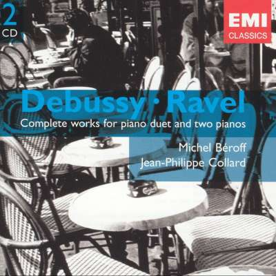Debussy, Ravel: Complete Works For Piano Duet