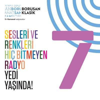 BORUSAN KLASİK 7 YAŞINDA!