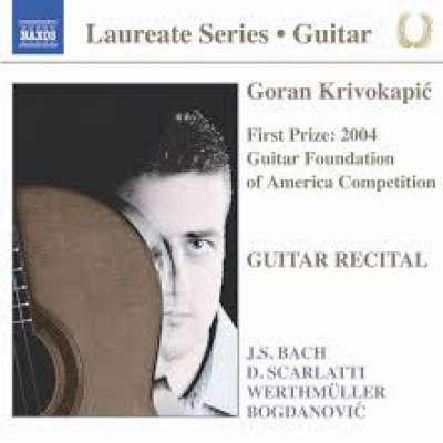 Goran Krivokapic: Guitar Recital