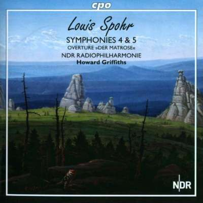 Spohr: Symphonies Nos. 4 and 5
