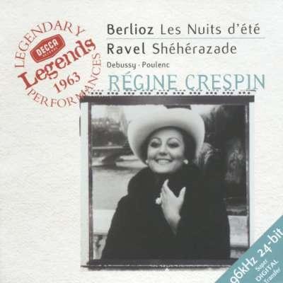 Berlioz: Les Nuits D'Ete; Rimsky-Korsakov: Scheherazade; Debussy; Poulenc: Songs