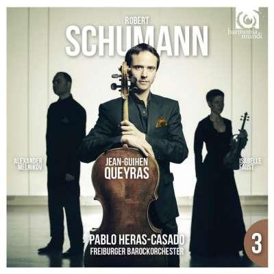 Schumann: Cello Concerto, Piano Trio No. 1 - Jean-Guihen Queyras, Isabelle Faust, Alexander Melnikov