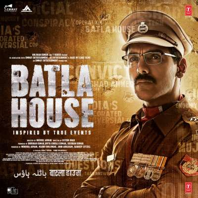 BATLA HOUSE (ORİGİNAL MOTİON PİCTURE SOUNDTRACK)