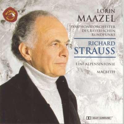 Richard Strauss Symphonische Dichtungen