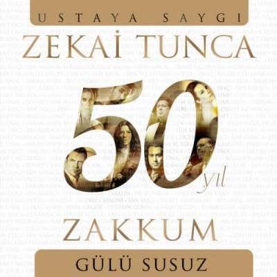 Gülü Susuz (Zekai Tunca 50. Yıl Ustaya Saygı)