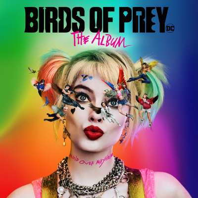 BİRDS OF PREY: THE ALBUM