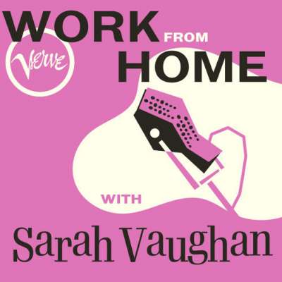 Work From Home with Sarah Vaughan