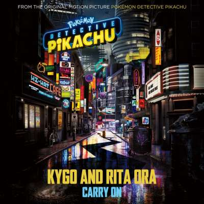 "Carry On (From ""POKÉMON Detective Pikachu"")"
