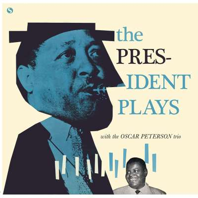 President Plays With The Oscar Peterson Trio